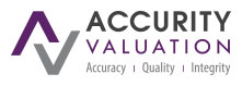 Accurity Valuation Logo